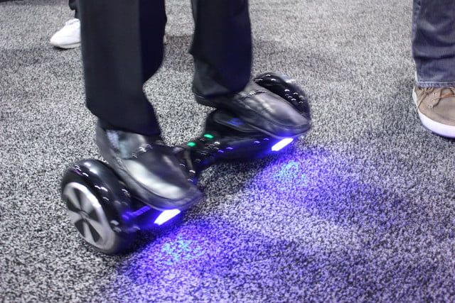io hawk is a self balancing skateboard in the vein of segway 2