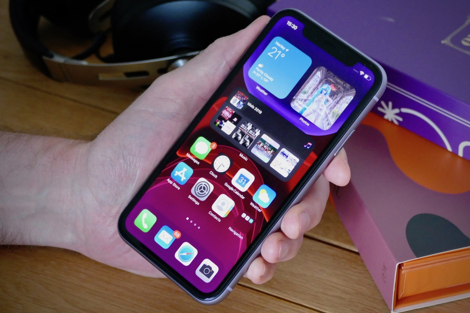 Ios 14 Hands On Home Screen Customization Is Here And Fun Digital Trends