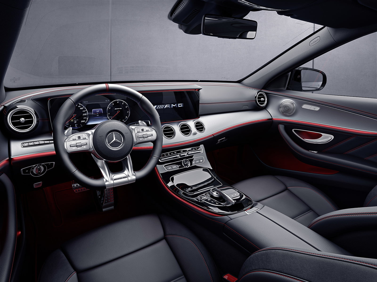 2019 Mercedes-AMG E 53 Lineup Gets New 48-Volt System and