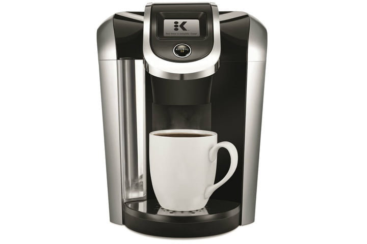 amazon slices prices on keurig k cup coffee makers for labor day k475 single serve pod maker 1