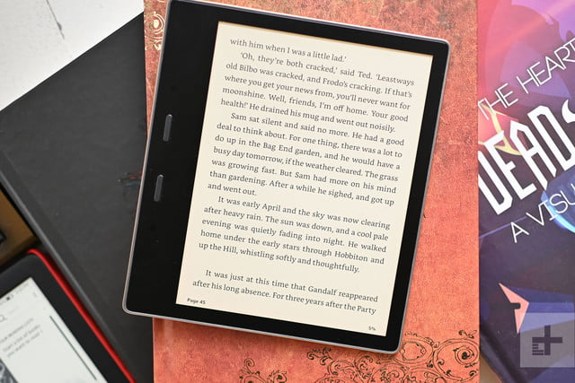 Kindle Oasis 2019 Review Usb C Would Make This Perfect
