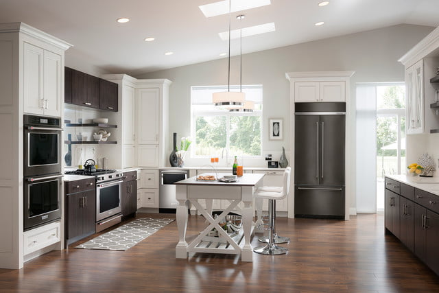 black stainless steel appliances trend kitchenaid suite 2