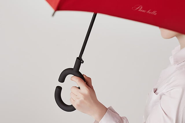 the phone brella allows you to text whatever is really not that important in rain kt designs 10