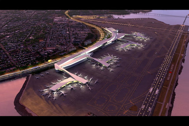 from worst to best new yorks laguardia get 4 billion facelift transformation 5