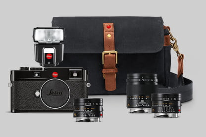 Leica Launches A Build Your Own Kit Option For the