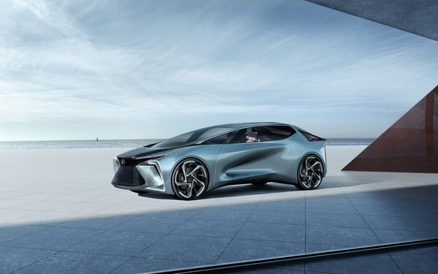lexus electric city car concept unveiled at 2019 tokyo auto show lf 30 electrified 3