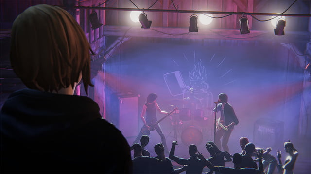 Life Is Strange: Before the Storm interview concert