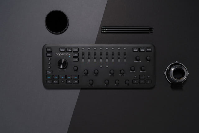 loupedeck unveiled lopuedeck top down 05 2018 03
