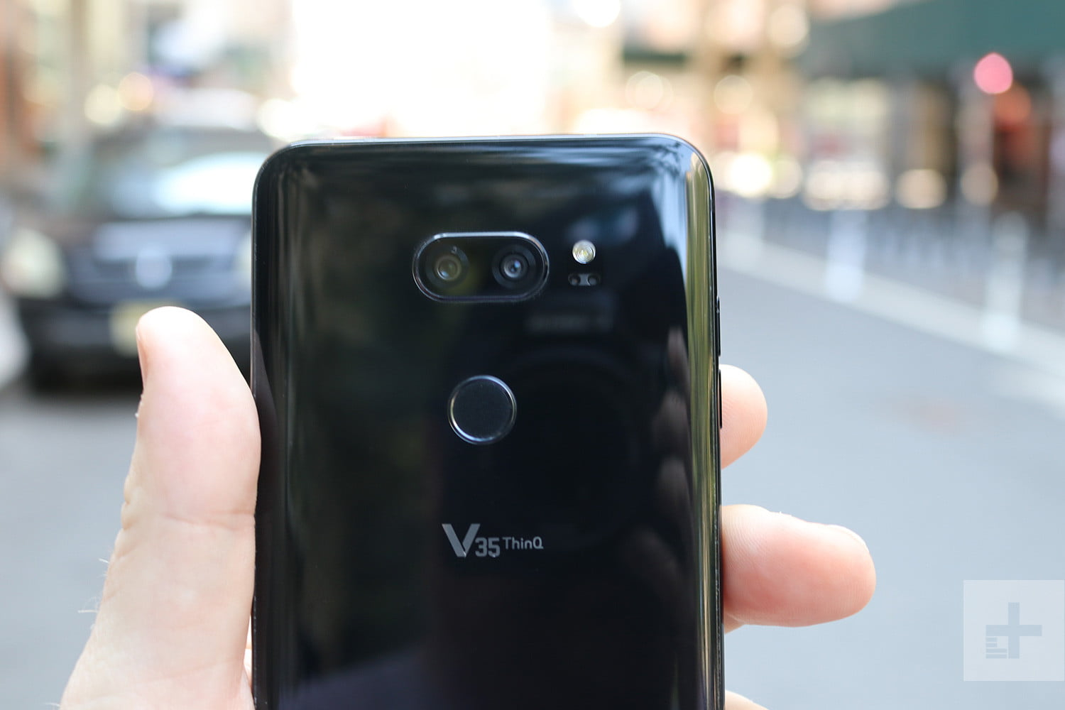 LG V35 ThinQ Review | Digital Trends