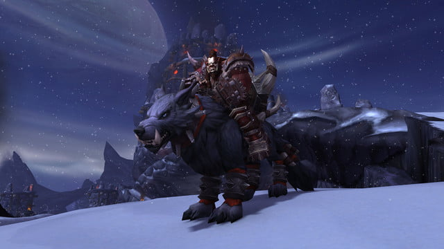 world of warcraft allied races guide mag har mount