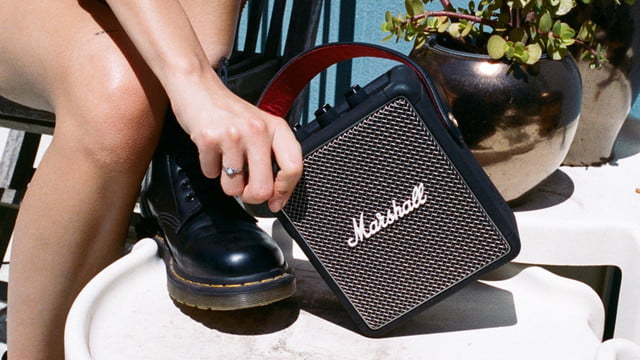marshall portable speakers tufton stockwell ii vintage bluetooth campaign images hero selects 02 highres