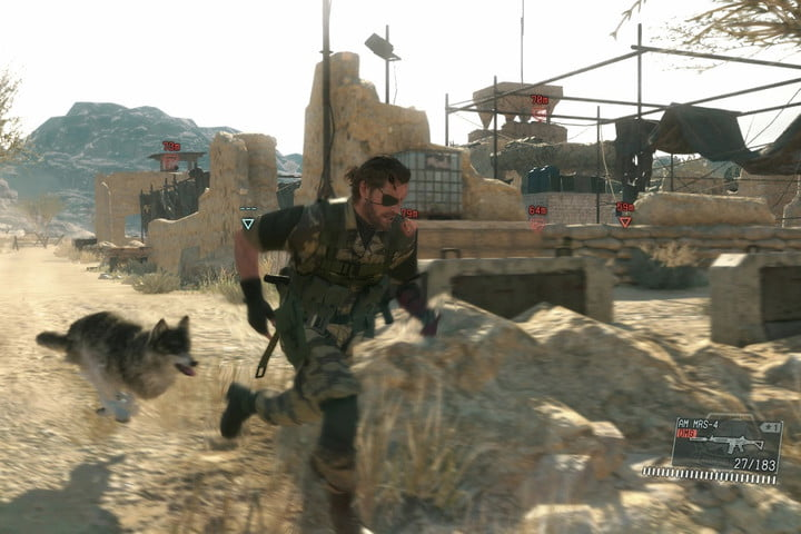 metal gear solid v pc