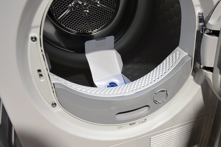 Miele TwinDos Washer