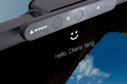 Mouse's Facial Recognition Camera is a Cost-Effective Way to