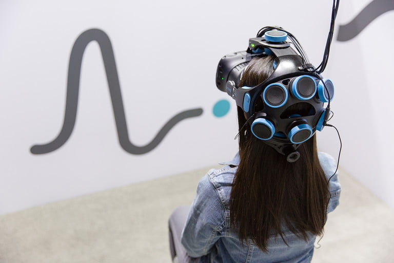 Neurable headset