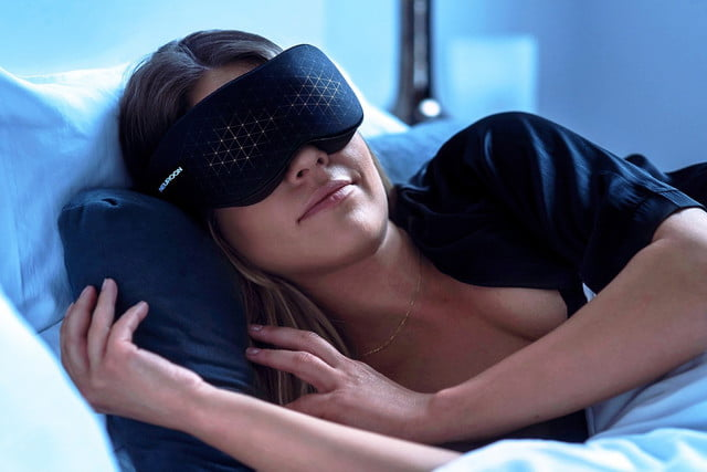 New crowdfunding projects - Neuroon sleep mask