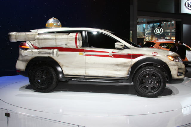 Nissan Rogue One Star Wars