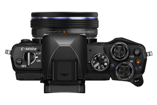 olympus gives entry level om d e m10 mirrorless camera big upgrades e10mkii 5
