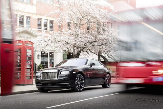 """Rolls-Royce Wraith """"Inspired by British Music"""" (Ronnie Wood)"""