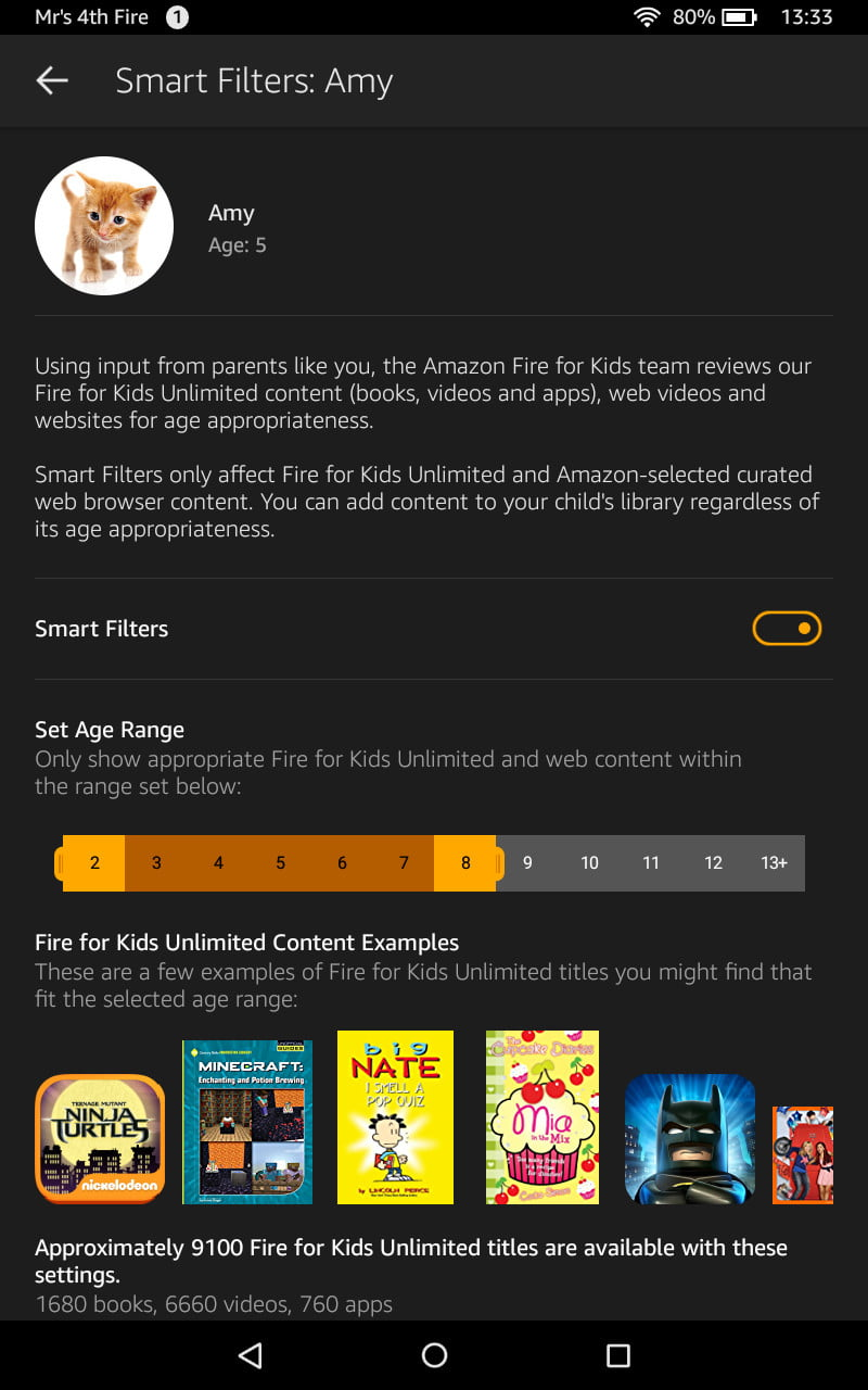 How to Set Parental Controls on Your Amazon Fire Tablet