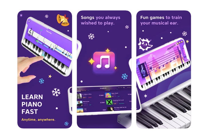Piano Academy best piano-learning apps