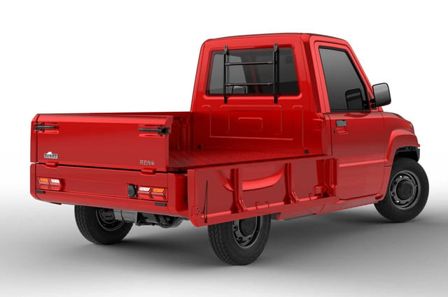 pickman electric pickup truck arrives from china with 800 price tag 5