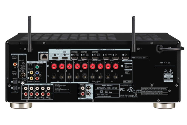 pioneer introduces vsx 1131 831 back