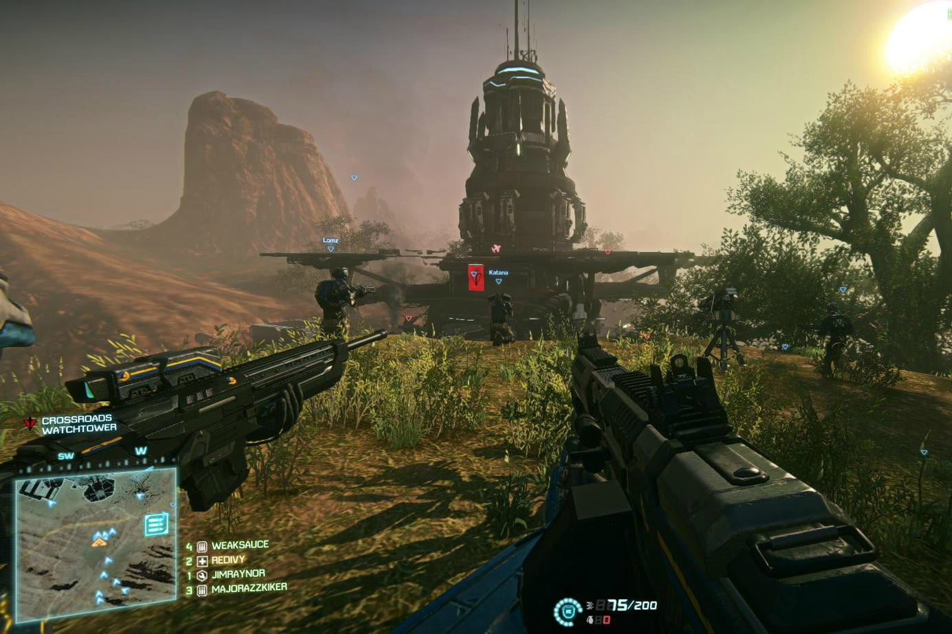 1 person shooter games free download