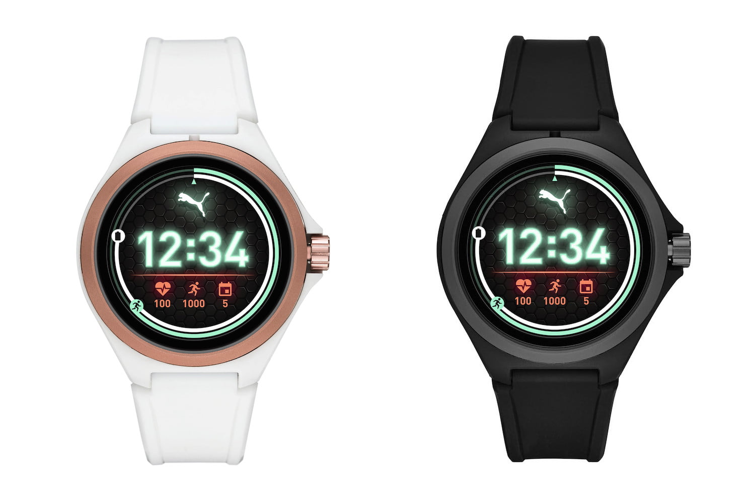 Image result for first smartwatch puma