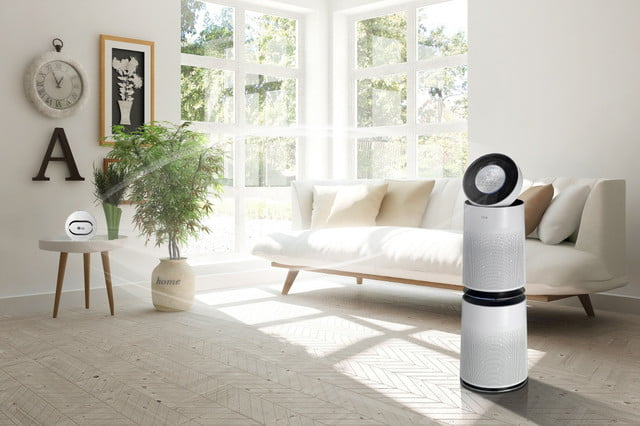 lg puricare air purifier dust sensor 1