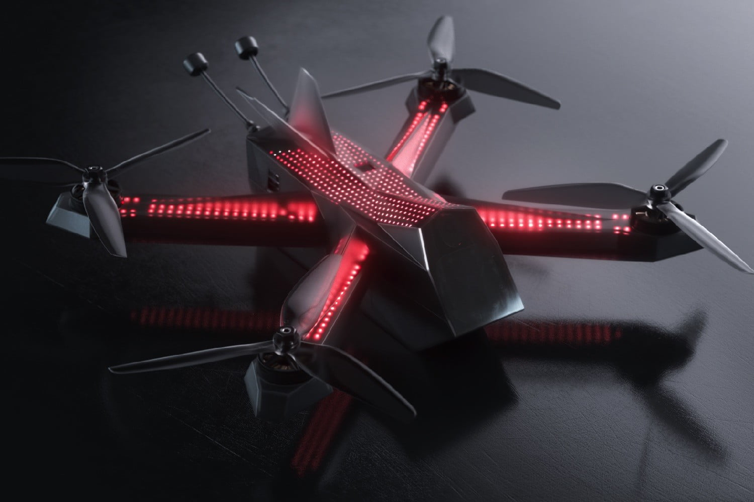 You can get your hands on the Drone Racing League's latest aerial speedster