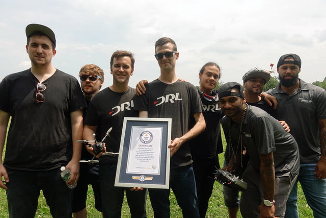 racerx worlds fastest drone racing certificate