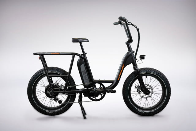 versatile radrunner electric utility bike can carry a passenger or cargo 06