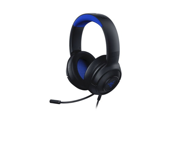 the new razer kraken x is a 50 gaming headset with 7 1 surround sound for console  2019 render v02