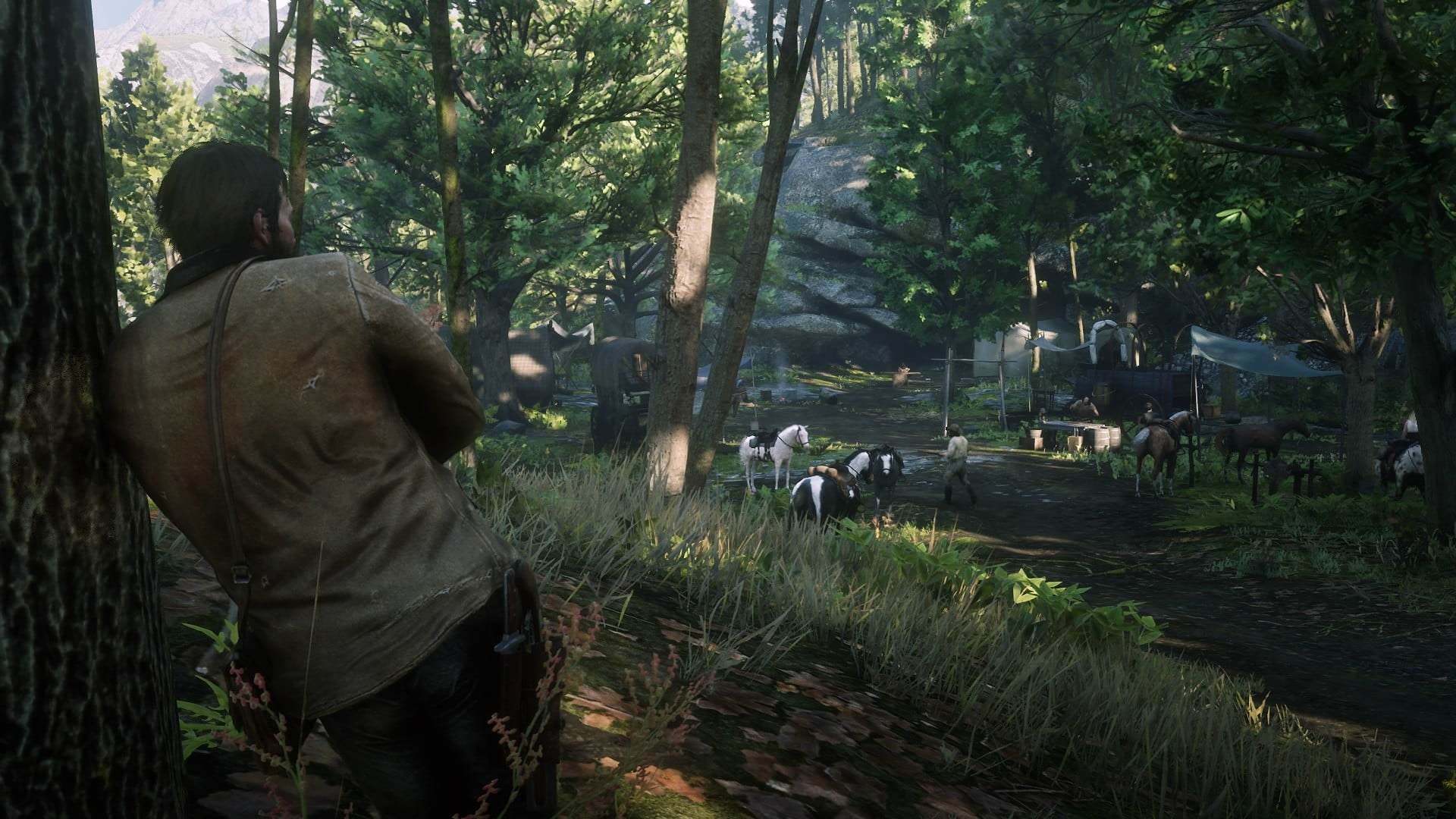 Throw out the Sandbox  'Red Dead Redemption 2' is a Fully