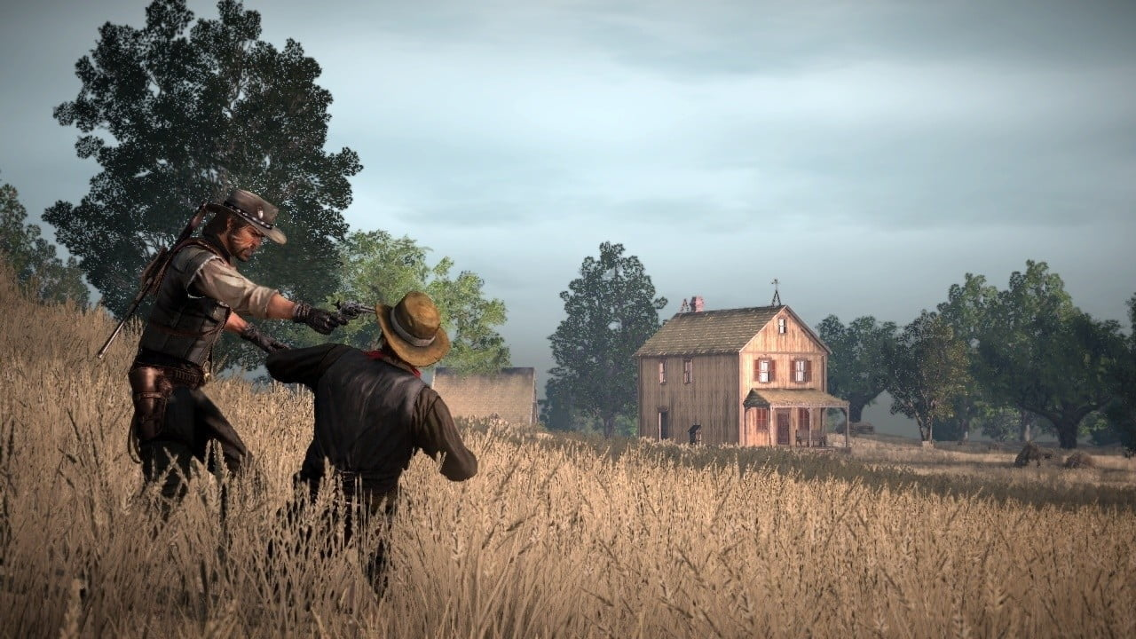 Red Dead Redemption Still Holds Up More Than Eight Years