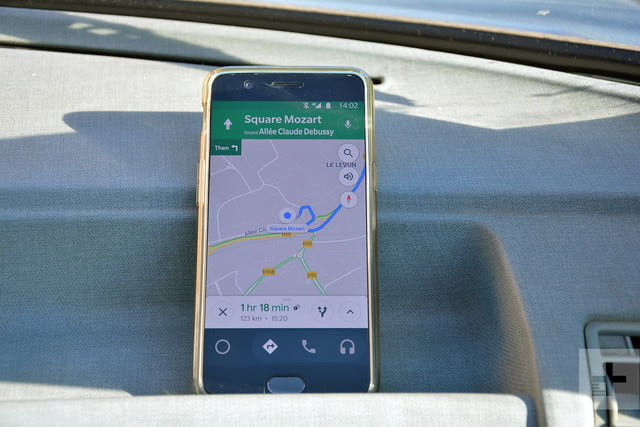android auto november 2018 update focuses on messaging media rg 11 18 2