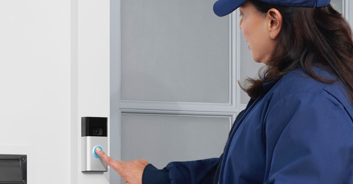 Protect Your Parcels This Holiday Season With a Video Doorbell