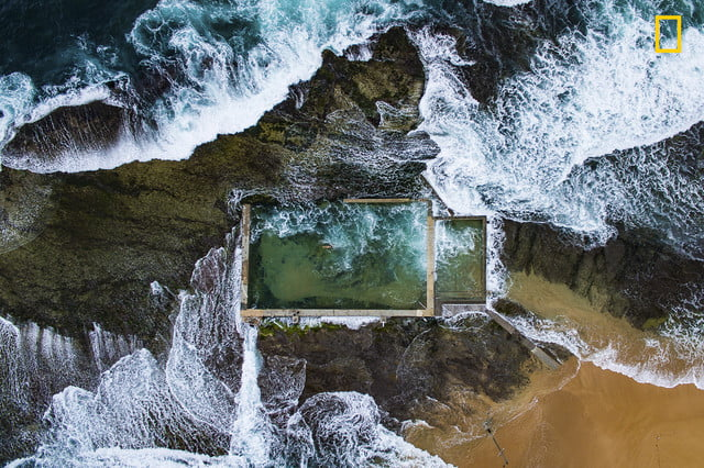 2017 national geographic nature photographer of the year rock pool