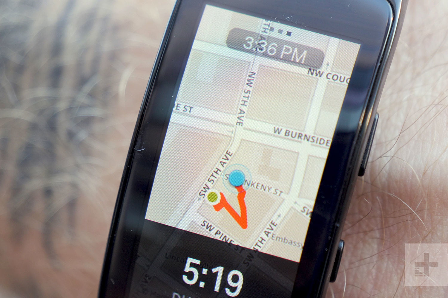 Samsung Gear Fit2 Pro Review | Digital Trends
