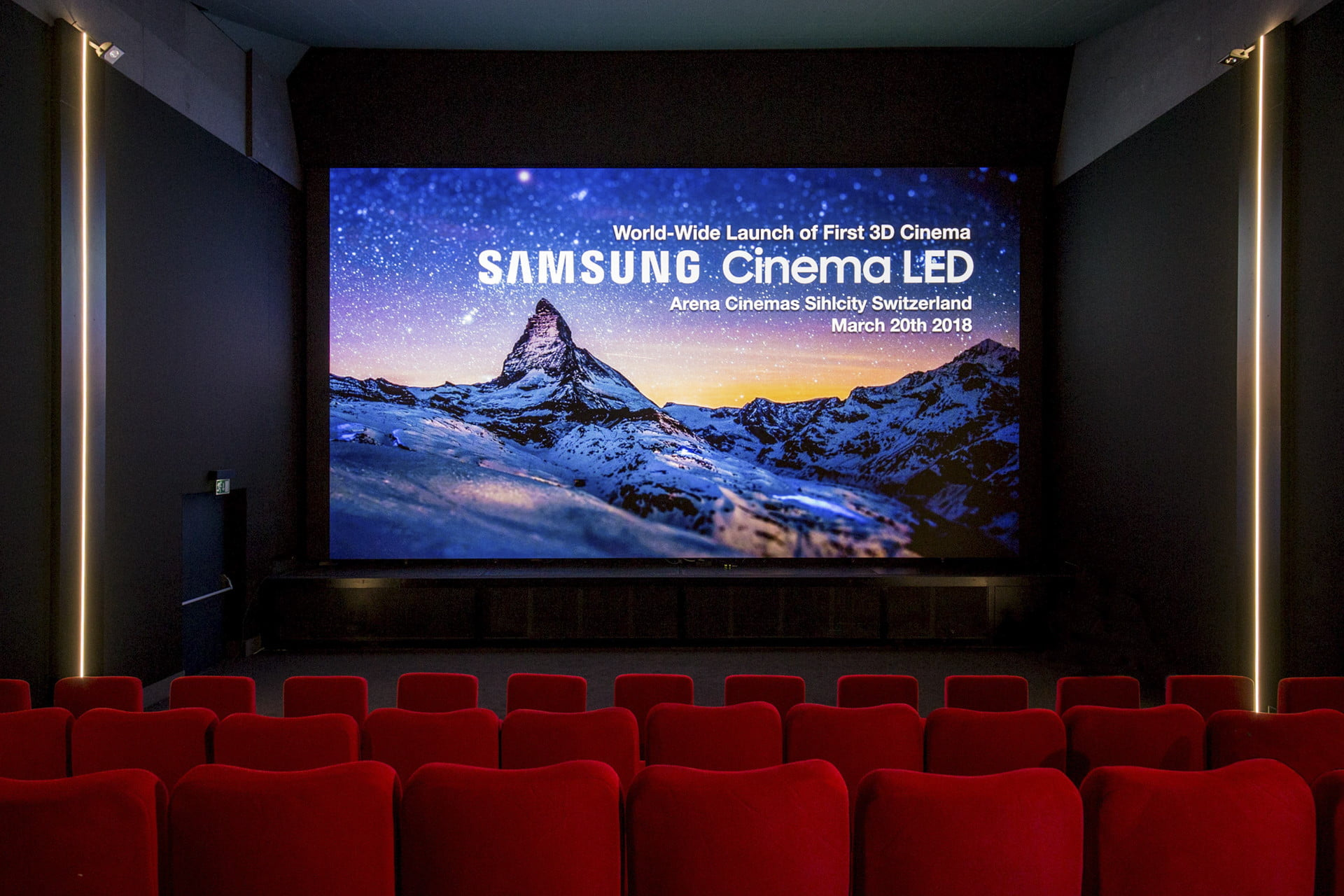 Samsung's 34-foot Onyx LED TV Could Change Movie Theaters