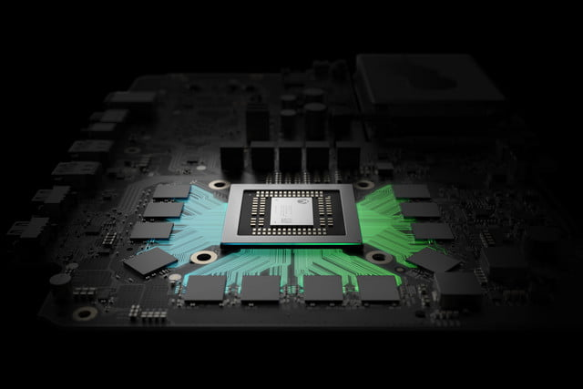 project scorpio will live and die by games not power scorpiotech memory  1