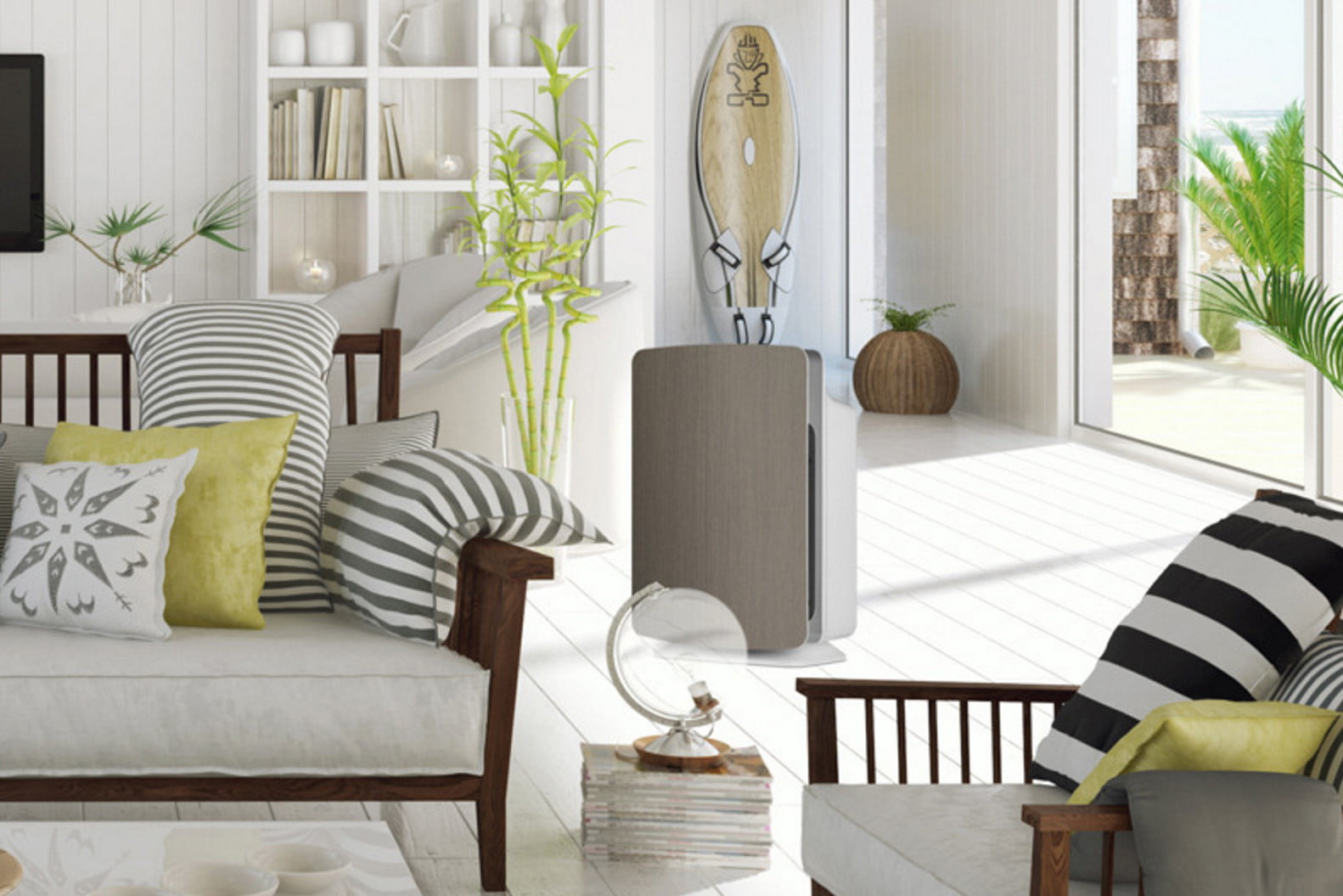 Pleasing The Best Air Purifiers For People With Allergies Digital Home Interior And Landscaping Spoatsignezvosmurscom