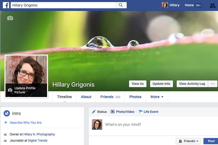How To Upload A Facebook Profile Photo, From The Basics To