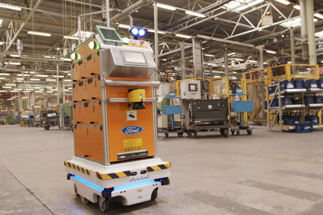Ford Survival robot