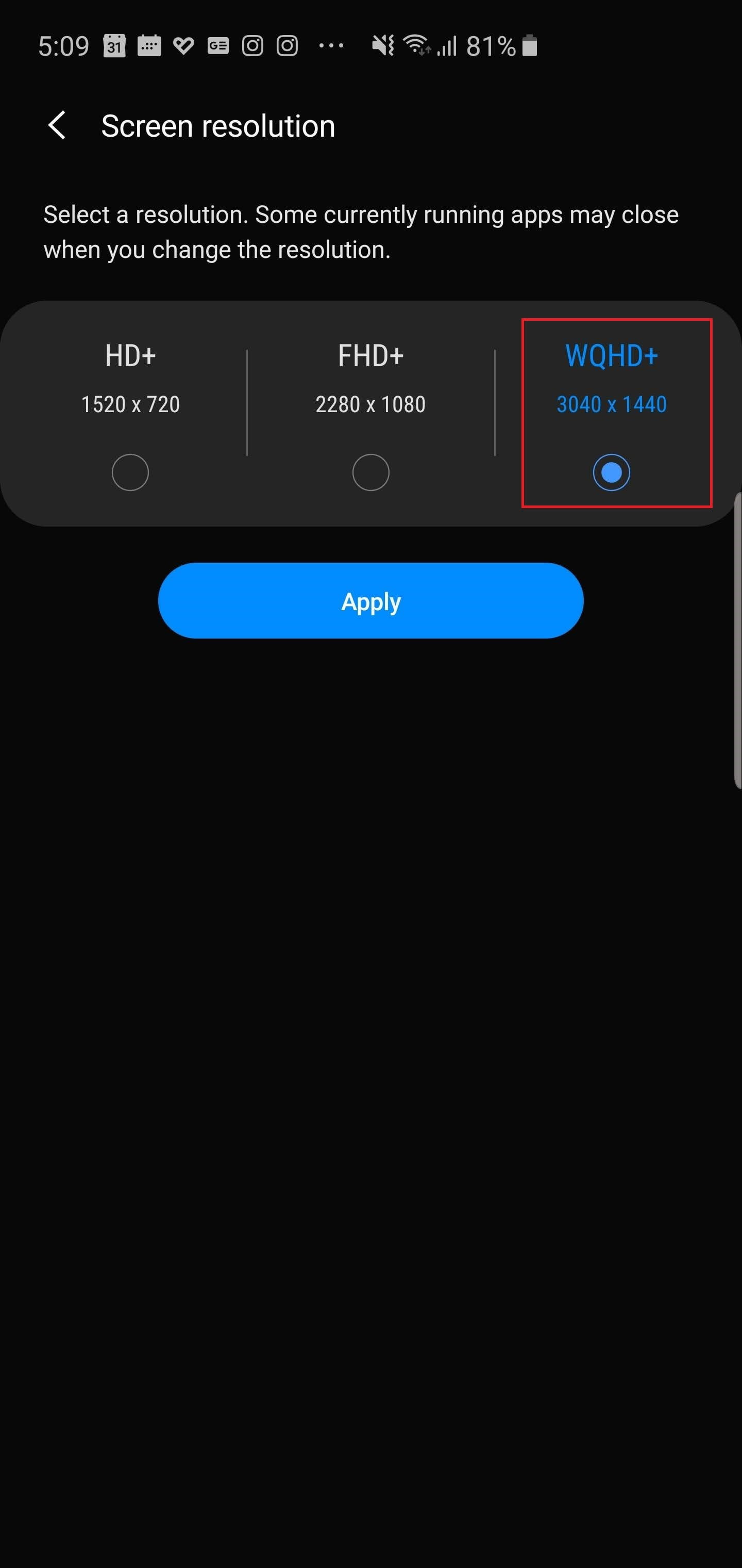 Galaxy S10 S10 Plus Or S10e 12 Key Settings To Change Digital Trends