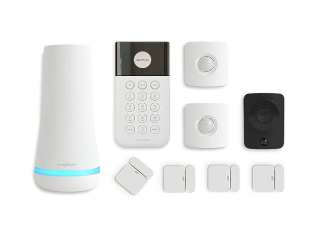 ring simplisafe home security systems amazon deals