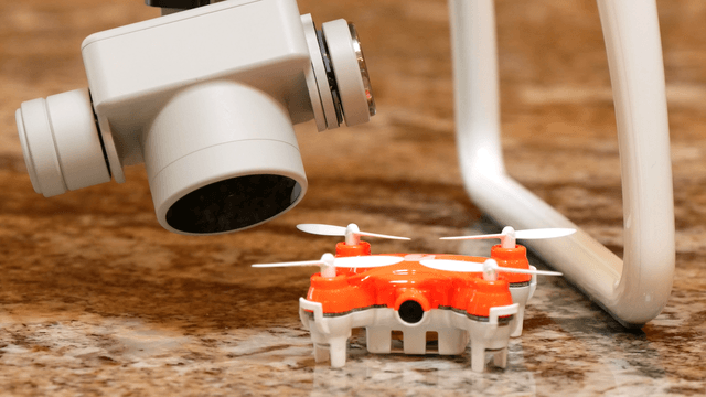 skeye nano camera drone video review skeye1