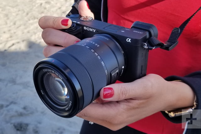 The Sony A6400 Crams Full-Frame Favorites Into $900 Crop