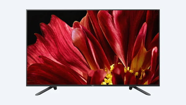 sony z9f 4k hdr flagship tv announced master xbr series 2